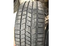 Range Rover 20'' Pirelli winter tyres