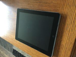 iPad 2  32GB with case
