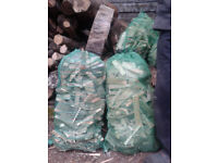 Firewood scraps - great value for money fire starter wood