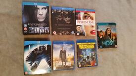 Blu Ray Bundle 19 DVD's