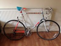 Raleigh Road Bike 60cm 501, Shimano SIS, Weinmann