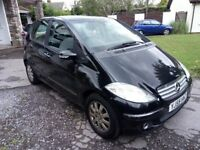 55 Plate Mercedes A Class. 1.5 Petrol, 5 Door. Drives faultlessly, MOT Oct 17 PX to clear £395ono