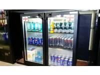 Drinks fridges x 3