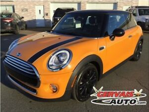 MINI Cooper Cuir Toit Ouvrant MAGS 2015