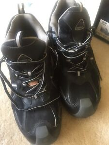 Terra Steel Toe Work Shoes