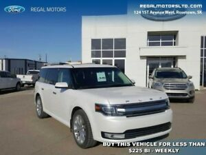 2013 Ford Flex Limited  - Leather Seats -  Bluetooth - $200.41 B