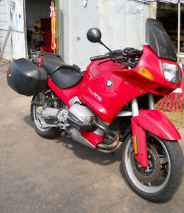 1998 BMW R1100RS motorcycle