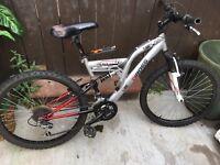 *Found* stolen bike left on lawn after mine was stolen