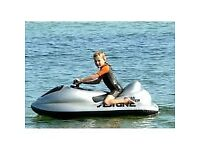 OCEAN SCOOTER B Y ASTONE - BATTERY POWERED INFLATABLE FUN!