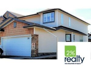 Aspen Ridge Townhome Condo-Double Attached Garage- By 2% Realty