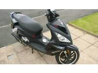 Peugeot speedfight 3 50cc darkside