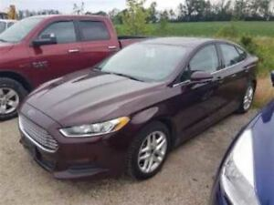2013 Ford Fusion SE! POWER SEAT! SUNROOF! $47/WK, 4.74% ZERO DOW