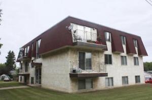 2 Bedroom -  - Valhalla Apartments - Apartment for Rent Camrose