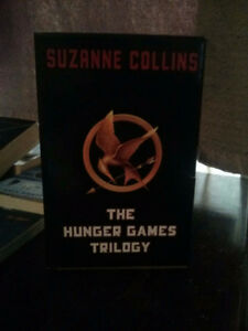 Hunger Games Trilogy For Sale