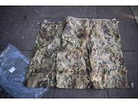 MTP BASHA - Current British Army Issued Shelter Tarp