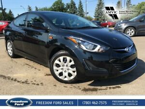 2016 Hyundai Elantra Heated Seats, Air Conditioning