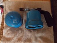 Campingaz blow torch with spare gas cylinder