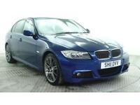 2011 BMW 3 Series 318I SPORT PLUS EDITION Petrol blue Manual