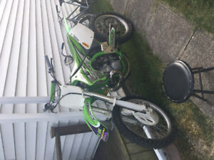 Kawasaki KX250 For Sale