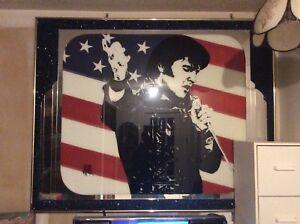 Elvis '68 Comeback Special Mirror