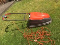 Flymo Turbo Compact Lawn Mower 330