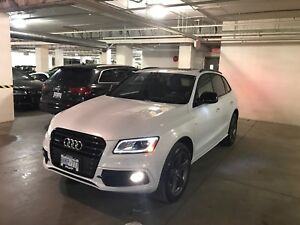 Lease Takeover for 2017 Audi Q5 quattro Rare Competition Package