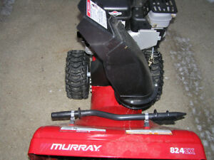2 Snowblowers - $500 each