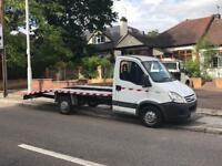 3x Iveco Daily 2.3Td, Manual, 2008, Mot, Recovery Truck Beavertail, Brand New Body, MOT