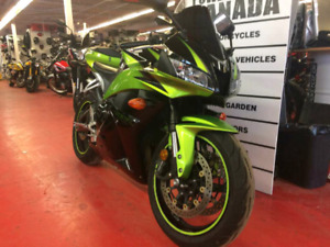 Wanted: 600cc SuperSport