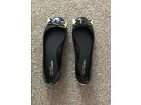 Ted Baker ladies size 5 shoes worn once