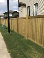 Fence Builders Edmonton and area