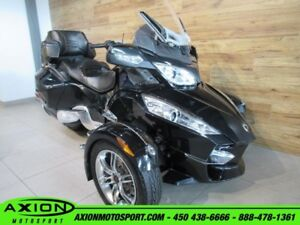 2011 Can-Am Spyder RT Limited 84.98$/SEMAINE