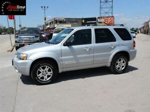 2005 Ford Escape Limited V6 4WD