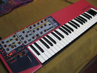 Clavia Nord Lead 2 Keyboard Synthesizer