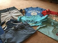 Bundle boys clothes age 11-13