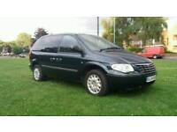 2005 Chrysler Voyager 7 seater Rare 2.5 4cly manual very economical only 65000 miles Px Considered