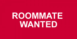 Roommate wanted for Sept 1st