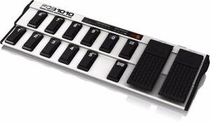 Midi Foot Controller, Pédale / pédalier MIDI de marque Behringer