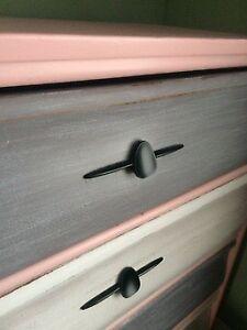 Pink knechtel dresser