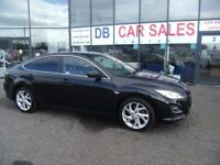 2010 60 MAZDA 6 2.0 TAKUYA 5D 155 BHP **** GUARANTEED FINANCE **** PART EX WELCOME ****