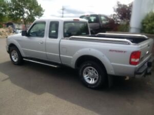 ONE OWNER  2011 Ford Ranger Extended Cab Pickup Truck