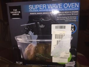 Super Wave Oven Still In Boxing, Never Opened or Used