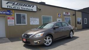 2013 Nissan Altima 2.5 SV-SUNROOF-HEATED SEATS-1 OWNER OFF LEASE
