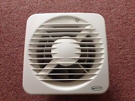 150mm Greenwood Airvac AXS150 low profile extractor fan