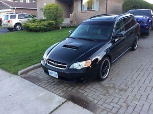 07 Subaru Legacy GT wagon