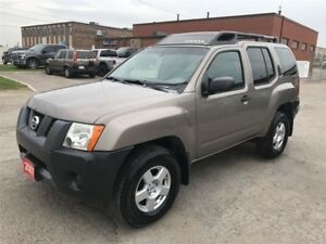 2007 Nissan Xterra 4X4 NO ACCIDENTS