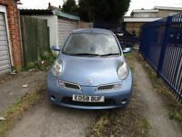 2008 Nissan Micra 1.2 Petrol **Service History**