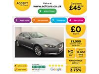 Jaguar XF Portfolio FROM £45 PER WEEK!