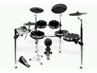 Alesis dm10-x drum kit electronic