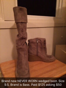 Shoes/boots brand new never worn